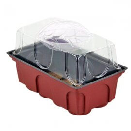 Mini propagator 8 jiffy plugs