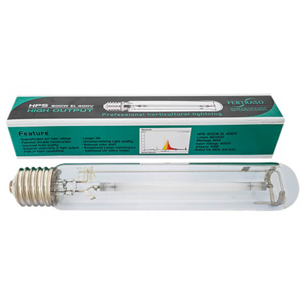 Fertraso 600 w HPS lamp