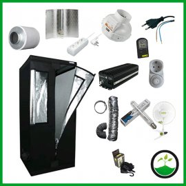 Philips Greenpower 600W 230V Lamp & Azer Vegagreen Wing Medium & Lucilu Digitale Ballast 600W dimbaar
