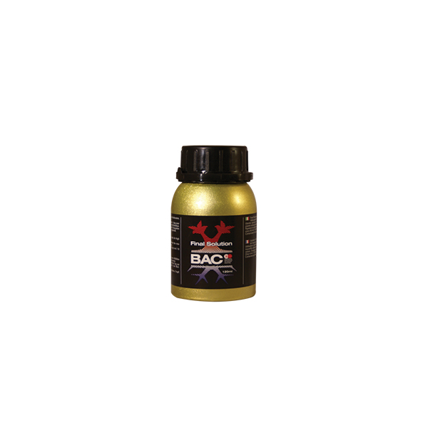 BAC The Final Solution-120ml